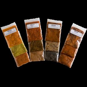 Basting, Seasonings & Marinades
